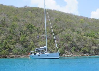 Chartern Sie segelboot in Nanny Cay - Hanse 455