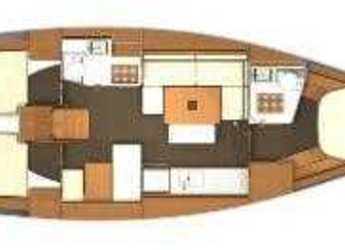 Chartern Sie segelboot Dufour 405 Grand Large in Club Marina, Gocek