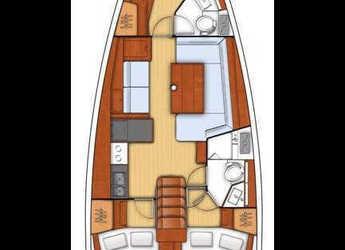 Alquilar velero Oceanis 41 en Club Marina, Gocek