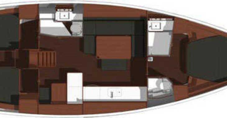 Alquilar velero Dufour 445 en Club Marina, Gocek