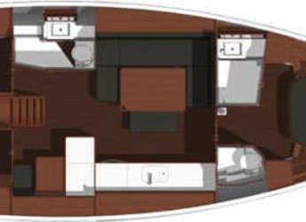Louer voilier à Club Marina - Dufour 445