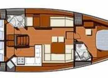 Rent a sailboat Sun Odyssey 50 DS in Club Marina, Göcek