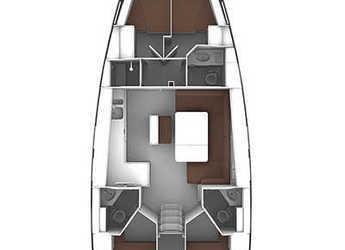 Rent a sailboat Bavaria Cruiser 46 in Club Marina, Göcek
