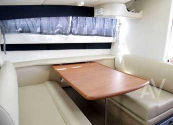 Rent a motorboat Bayliner 285 in Port of Santa Eulària , Santa Eulària des Riu