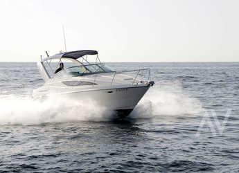Rent a motorboat in Port of Santa Eulària  - Bayliner 285