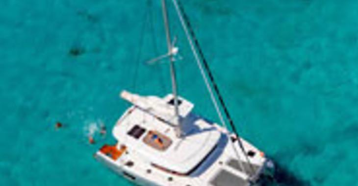 Alquilar catamarán en Harbour View Marina - Lagoon 42