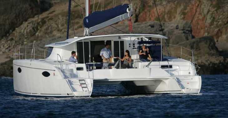 Alquilar catamarán Orana 44 en Marina Baotić, Seget Donji