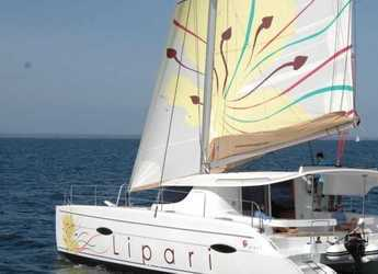 Rent a catamaran in Harbour View Marina - Lipari 41