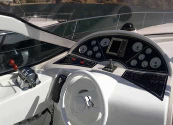 Rent a yacht Pershing 37  in Port of Santa Eulària , Santa Eulària des Riu