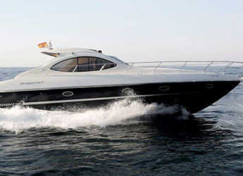Rent a yacht in Port of Santa Eulària  - Primatist G41.2