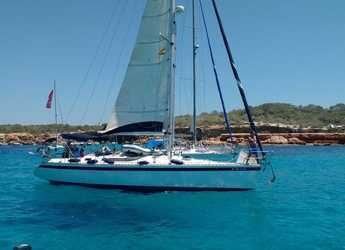 Chartern Sie segelboot in Club Nautic Cambrils - Beneteau Oceanis 430