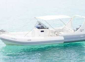Rent a dinghy in Marina Formentera - Zodiac Medline III