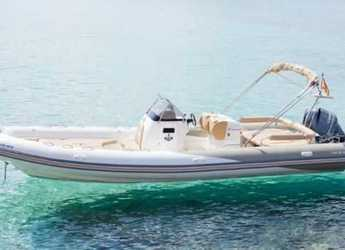 Rent a dinghy in Marina Formentera - Zodiac Medline
