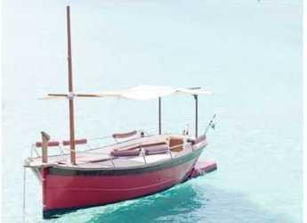 Rent a schooner in Marina Formentera - Knort 32
