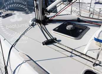 Chartern Sie segelboot Jeanneau Sun Odyssey 42i  in Marina Real Juan Carlos I, Valencia