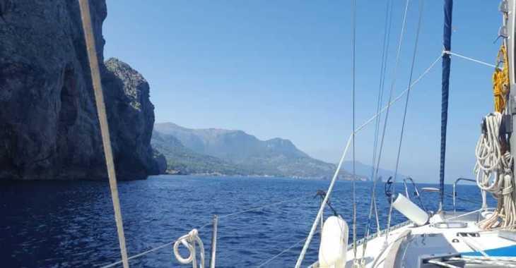 Alquilar velero Jeanneau Voyage 11.20 en Port de Soller, Soller