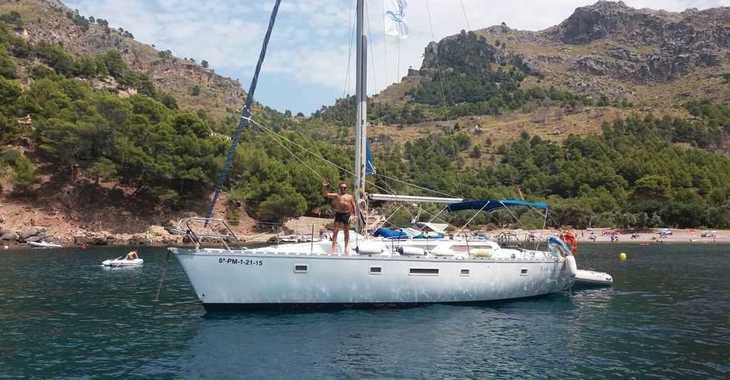 Chartern Sie segelboot in Port de Soller - Jeanneau Voyage 11.20