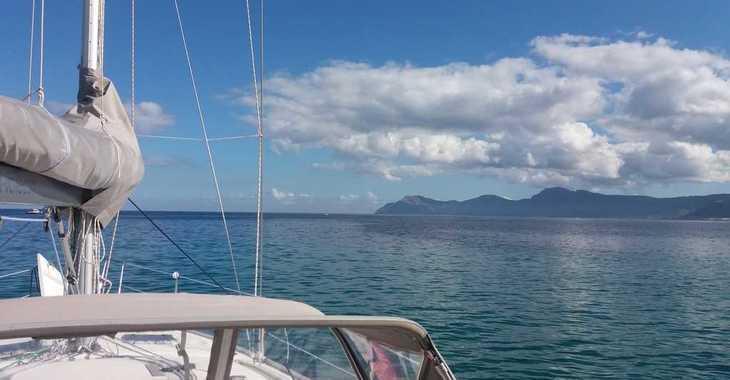 Rent a sailboat in Colonia de Sant Pere - Feeling 39