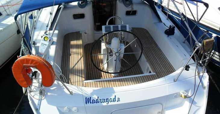 Rent a sailboat Feeling 39 in Colonia de Sant Pere, Mallorca