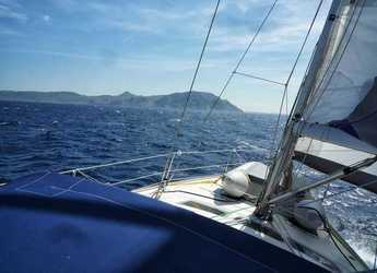 Rent a sailboat Feeling 39 in Colonia de Sant Pere, Mallorca