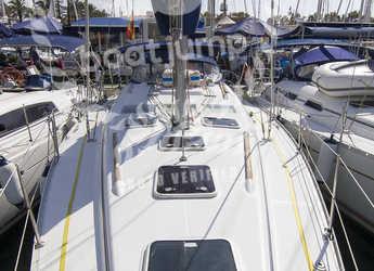 Alquilar velero Oceanis 393 en Marina del Sur. Puerto de Las Galletas, Las Galletas