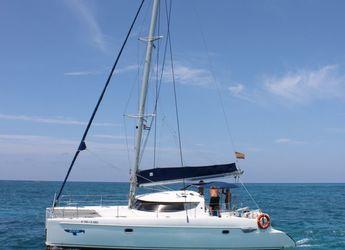 Alquilar catamarán Lavezzi 40 en Marina Cienfuegos, Cienfuegos