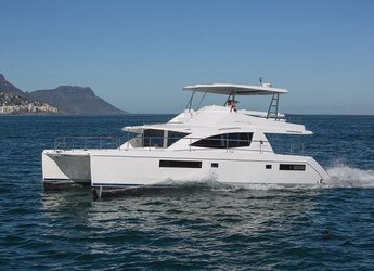 Rent a catamaran in Nanny Cay - Leopard 51 PC