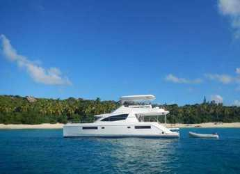 Rent a power catamaran  in Nanny Cay - 514 Power Catamarán