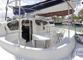 Rent a catamaran in Puerto Deportivo Radazul - Bahia 46