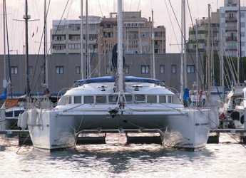 Rent a catamaran in Marina di Olbia - Lagoon 560