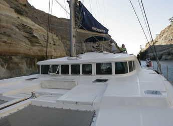Rent a catamaran in Port Lavrion - Lagoon 500