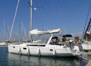Alquilar velero Oceanis 48 en Marina di Portorosa, Portorosa