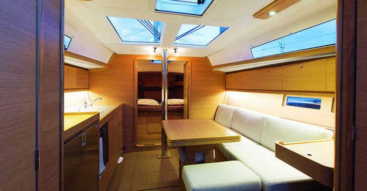 Alquilar velero Dufour 382 Grand Large en ACI Marina, Pula