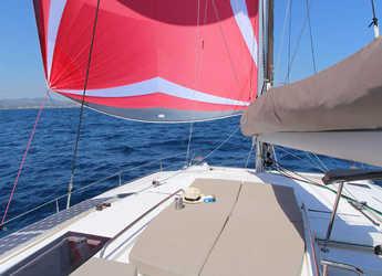 Chartern Sie katamaran in Scrub Island - Helia 44