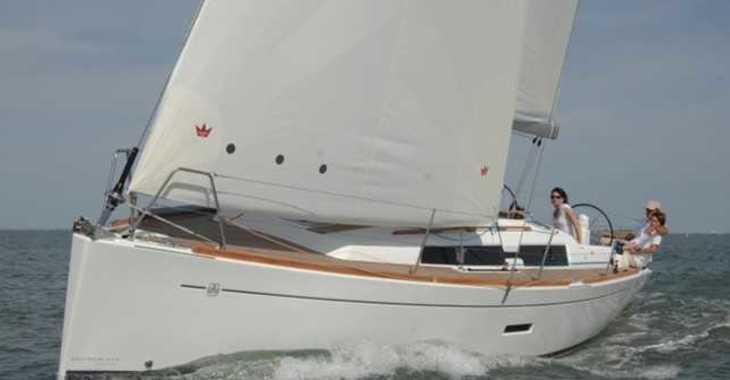 Alquilar velero Dufour 335 Grand Large en Portu Valincu, Propriano