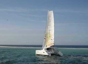 Rent a catamaran in Marina Gouvia - Lipari 41
