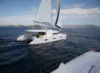 Alquilar catamarán Dream 60 en Marina Cienfuegos, Cienfuegos