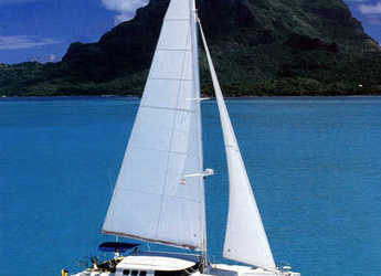 Rent a catamaran in Yacht Haven Marina - Marquise 56