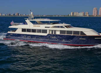 Rent a yacht in Palm Cay Marina - BROWARD