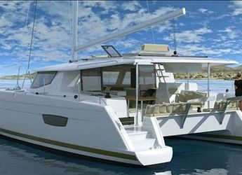 Rent a catamaran in Road Reef Marina - Helia 44 Quatuor Evolution