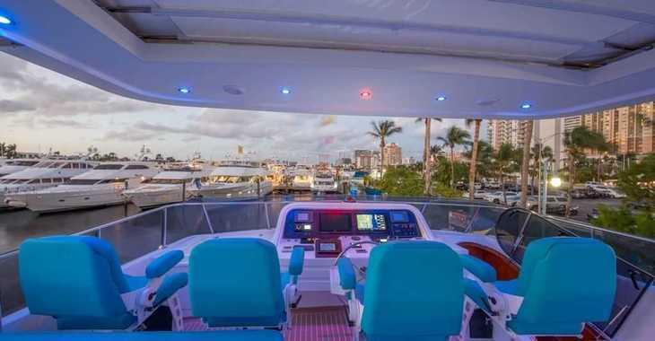 Alquilar yate HARGRAVE CUSTOM YACHTS en Palm Cay Marina, Nassau