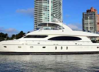 Rent a yacht in Palm Cay Marina - HARGRAVE CUSTOM YACHTS