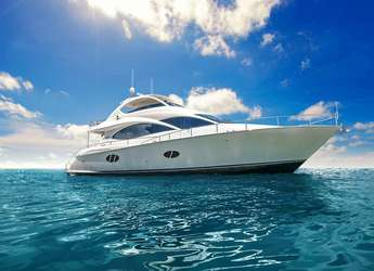 Rent a yacht in Palm Cay Marina - LAZZARA