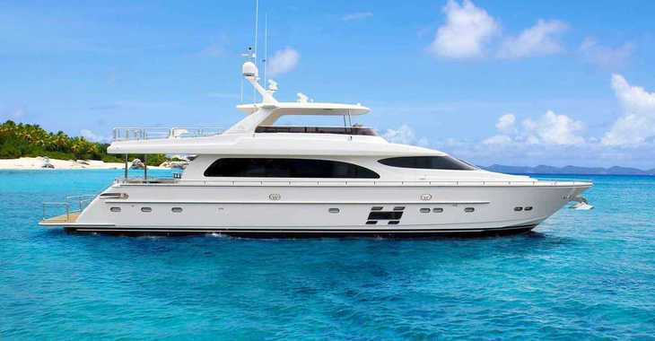 Rent a yacht in Palm Cay Marina - Horizon