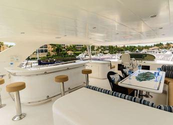 Alquilar yate HORIZON en Palm Cay Marina, Nassau