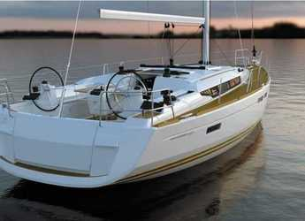 Rent a sailboat in Marina Gouvia - Sun Odyssey 479
