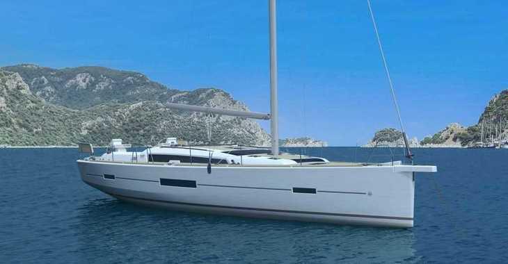 Rent a sailboat in Scrub Island - Dufour 520 GL
