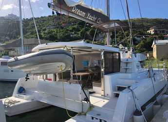 Rent a catamaran in Scrub Island - Bali 4.0