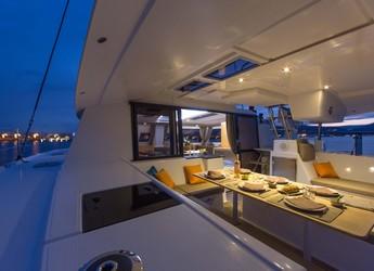 Alquilar catamarán Helia 44 en Marina Le Marin, Le Marin