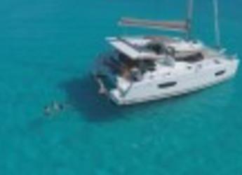 Alquilar catamarán Fountaine Pajot en Marina Le Marin, Le Marin